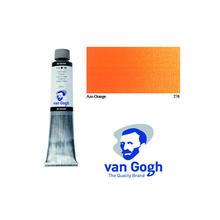 Van Gogh Ölfarbe, 200 ml, Azo-Orange