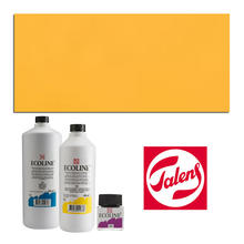 Talens Ecoline, 30 ml Glas, Goldocker