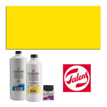 Talens Ecoline, 30 ml Glas, Chartreuse