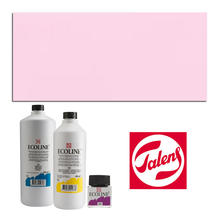 Talens Ecoline, 30 ml Glas, Pastellrosa