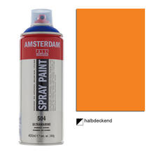 NEU Amsterdam Sprühfarbe 400 ml, Azo-Orange