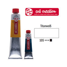 ArtCreation �lfarbe 200ml Titanwei�