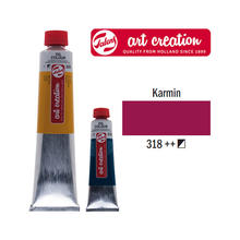 ArtCreation Ölfarbe 200ml Karmin