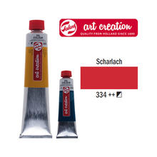 ArtCreation Ölfarbe 200ml Scharlach