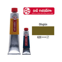 ArtCreation Ölfarbe 200ml Olivgrün