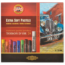 Toison D´or Set 24 Farben, Softpastell
