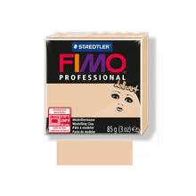 Fimo Professional doll art 85g, Sand