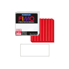 Fimo Professional 85g, Wei�