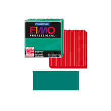 Fimo Professional 85g, True Green