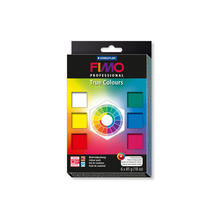 Fimo Professional True Color, 6 x 85g