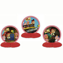 SALE Tisch-Deko Jake & the Pirates, 3 Stk.  14 cm
