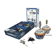 Muffinset Star Wars Galaktic Empire, 48 teilig