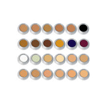 Grimas Camouflage Make-up 24-Palette (CB+CH)