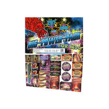 Feuerwerk Big-Power-Pack