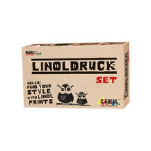 Hobby Line Linoldruck-Set