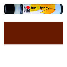 Fun & Fancy Window-Color, 25ml, Mittelbraun