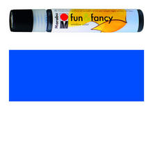 Fun & Fancy Window-Color, 25ml, Ultramarin