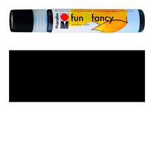 SALE Fun & Fancy Window-Color, 25ml, Schwarz