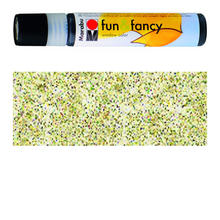 Fun & Fancy Window-Color, 25ml,Glitter-Gold