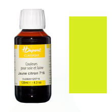 Dupont Seidenmalfarbe 125 ml Citron