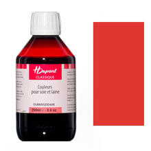 Dupont Seidenmalfarbe 250 ml Coquelicot