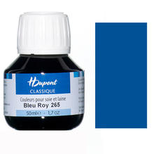 Dupont Seidenmalfarbe 50 ml Bleu Roy