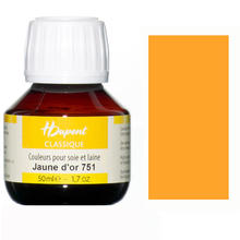 Dupont Seidenmalfarbe 50 ml Jaune d'Or