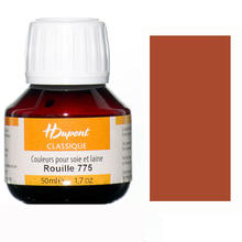 Dupont Seidenmalfarbe 50 ml Rouille
