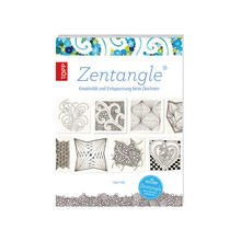 SALE Buch Zentangle