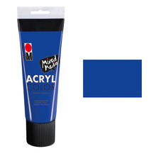 Marabu Acryl Color, 225 ml, Ultramarinblau