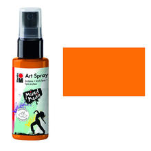 Marabu Art Spray, 50 ml, Mandarine