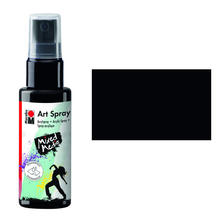 Marabu Art Spray, 50 ml, Schwarz