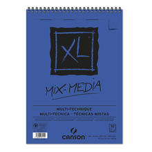 Canson Mix Media Block 21x29,7cm, 30 Blatt