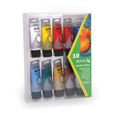SALE Reeves Acrylfarben Set 10 x 75ml