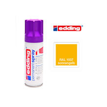 Edding Permanent Spray, 200ml, Sonnengelb
