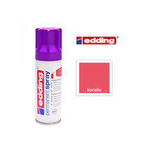 Edding Permanent Spray, 200ml, Koralle