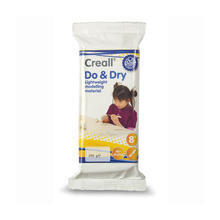 Creall Do & Dry Light, weiß, 250 g