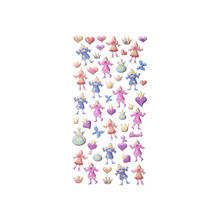 Softy Stickers Prinzessin
