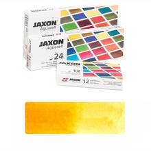 NEU Jaxon Aquarellfarbe, 1/2 Napf, Orange
