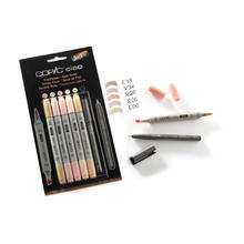 COPIC ciao Set 5+1 Multiliner,