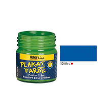 SALE Hobby Line Plakatfarbe, 50ml, Blau
