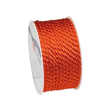 Kordelband Mosel, B: 4mm L: 3m, Orange