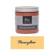 Havo Deco Kreidefarbe, 230ml, Flaxen Yellow