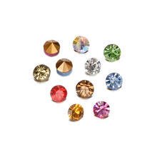DeCoR� Strasssteine Mix, 32 Steine, 4,2-4,4mm