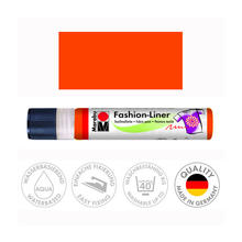 Marabu Fashion-Liner, 25 ml, Rotorange