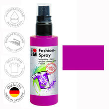 Marabu Fashion-Spray, 100ml, Himbeere