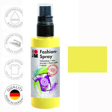 Marabu Fashion-Spray, 100ml, Zitron