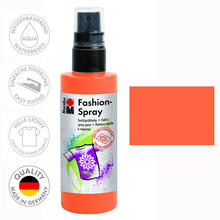 Marabu Fashion-Spray, 100ml, Mandarine