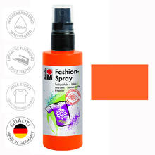 Marabu Fashion-Spray, 100ml, Rotorange