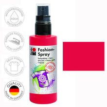 Marabu Fashion-Spray, 100ml, Rot